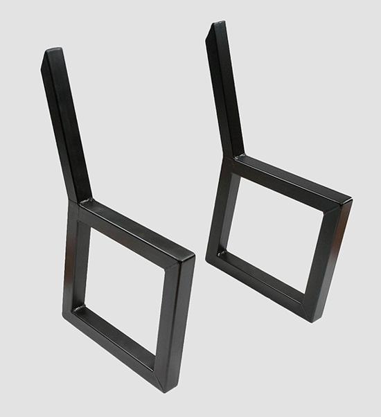Park Bench Brackets And Accessories Minnesota Metal Designs